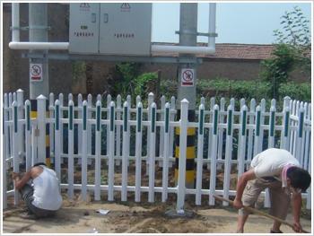 PVC变压器围栏